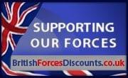 british military discount