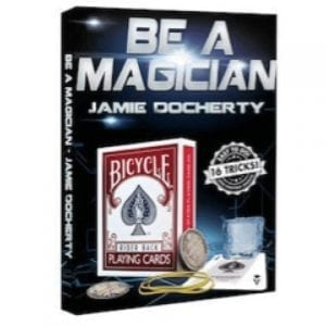 Learn 16 Amazing Magic Tricks With Jamie's Be A Magician DVD