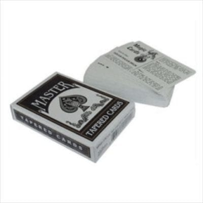 Find a Selected Card With These Secret Tapered and Marked Playing Cards