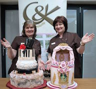 Wedding Cake Northamptonshire